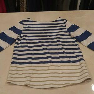 Mini Boden (Johnny B) light sweatshirt size 9-10